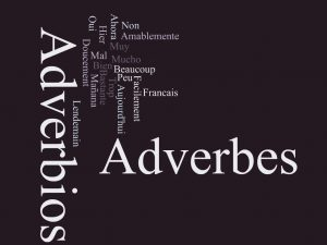 Adverbios en francés