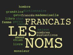 Nombres en francés