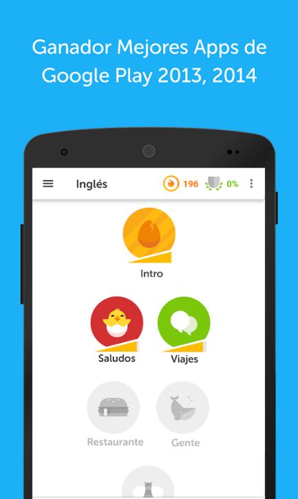 App Duolingo Google Play